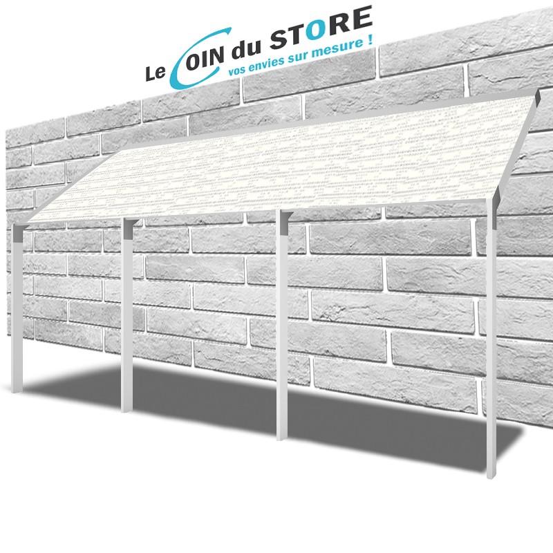 toile micro perfor e tanche pour pergola soltis w96. Black Bedroom Furniture Sets. Home Design Ideas
