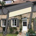 Design arrondi, cette bannette améliore le confort de votre habitat