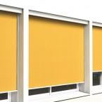 Store enroulement extérieur sur mesure à fixer sur votre façade